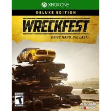 Wreckfest Deluxe Edition (XBOX One, русская версия) - %f