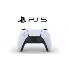 Геймпад PlayStation DualSense Wireless Controller для PS5 белый - %f