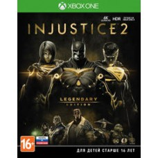 Injustice 2 - Legendary Edition XBOX