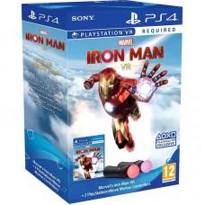 Marvels Iron Man VR PlayStation Move Controller Bundle - %f