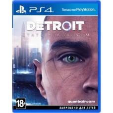 PS4 Detroit: Стать человеком