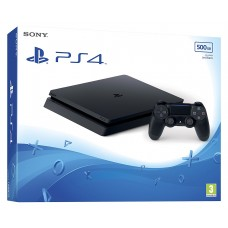 PS4 Slim 500gb с играми