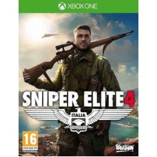 Sniper Elite 4 (XBOX One, русская версия)