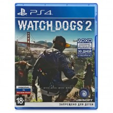 Watch Dogs 2 диск