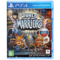 """World of Warriors"""